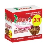 ADAMS SUPPLEMENTS MAGNESIUM PACHET 1+1 GRATIS