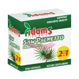 ADAMS SUPPLEMENTS SAW PALMETTO  PACHET 1+1 GRATIS 2X30 TABLETE