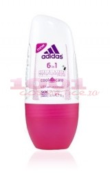 adidas 6 IN 1 COOL&CARE ANTIPERSPIRANT WOMEN ROLL ON