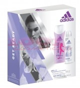 adidas ADIPURE WOMEN ANTI-PERSPIRANT SPRAY 150 ML + GEL DE DUS 250 ML SET