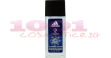 ADIDAS SPRAY  DEODORANT REVIGORANT CHAMPIONS LEAGUE EDITION