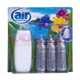 AIR MENLINE 3IN1 SPRAY APARAT + 3 BUCATI REZERVE RAIN OF ISLAND SET