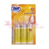 AIR MENLINE 3IN1 SPRAY REZERVA SET 3 BUCATI LIMBER TWIST