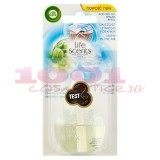 AIR WICK LIFE SCENTS LINEN IN THE AIR REZERVA APARAT ELECTRIC CAMERA