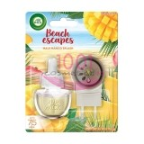 AIR WICK LIFE SCENTS ODORIZANT ELECTRIC PENTRU CAMERA BEACH ESCAPE