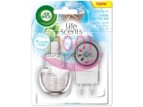 AIR WICK LIFE SCENTS ODORIZANT ELECTRIC PENTRU CAMERA LINEN IN THE AIR