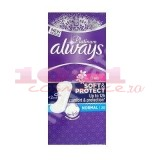 ALWAYS PLATINUM SOFT & PROTECT ABSORBANTE INTIME NORMAL 20 BUCATI