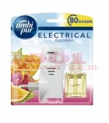 AMBI PUR ELECTRICAL FRUITY TROPICS ODORIZANT ELECTRIC CAMERA
