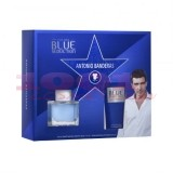 ANTONIO BANDERAS BLUE SEDUCTION EDT 50 ML + AFTER SHAVE BALSAM 75 ML SET