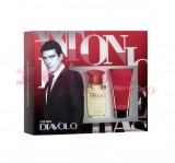 ANTONIO BANDERAS DIAVOLO EAU DE TOILETTE MEN 50 ML +AFTER SHAVE BALM 75 ML SET