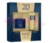 ANTONIO BANDERAS KING OF SEDUCTION ABSOLUTE EDT 100 ML + AFTER SHAVE BALM 75ML SET