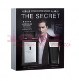 ANTONIO BANDERAS THE SECRET SET EDT 100ML+ AFTER SHAVE BALM 100ML