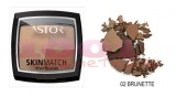 ASTOR SKIN MATCH 4EVER PUDRA BRONZANTA BRUNETTE 02