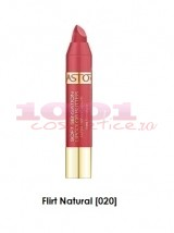 ASTOR SOFT SENSATION LIPCOLOR BUTTER ULTRA VIBRANT COLOR FLIRT NATURAL 020