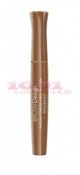 BOURJOIS BROW DESIGN SOORCILS MASCARA PENTRU GENE SI SPRANCENE BLOND 02