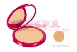 BOURJOIS HEALTHY BALANCE PUDRA COMPACTA 56 LIGHT BRONZE