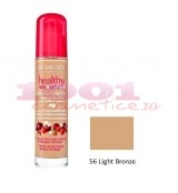 BOURJOIS HEALTHY MIX SERUM 16H FOND DE TEN GEL 56 LIGHT BRONZE