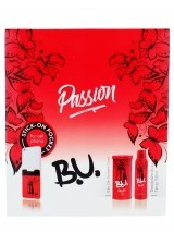 B.U. PASSION EDT 50ML + DEODORANT SPRAY 150 ML + ACCESORIU TELEFON SET