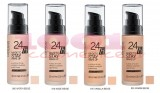 CATRICE 24H MADE TO STAY MAKE UP FOND DE TEN MATIFIANT