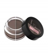 CATRICE 3D BROW TWO TONE POMADE WATERPROOF POMADA PENTRU SPRANCENE REZISTENTA LA APA MEDIUM TO DARK 020