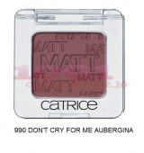 CATRICE ABSOLUTE EYE COLOUR MONO FARD DE PLEOAPE DONT CRY FOR ME AUBERGINA 990