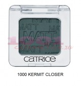 CATRICE ABSOLUTE EYE COLOUR MONO FARD DE PLEOAPE KERMIT CLOSER 1000