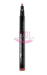 CATRICE AQUA INK LIPLINER CREION DE BUZE SEMIPERMANENT  ATTINUDE IS EVERYTHING 010