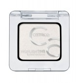 CATRICE ART COULEURS HIGHLIGHTING EYESHADOW FARD DE PLEOAPE HIGHLIGHT TO HELL 010