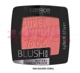 CATRICE BLUSH BOX FARD DE OBRAZ 030 GOLDEN CORAL