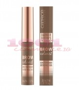 CATRICE BROW COLORIST SEMI PERMANENT BROW MASCARA PENTRU SPRANCENE SOFT BRUNETTE 015