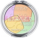 CATRICE COLOUR NEUTRALIZER MATTIFYING POWDER NATURAL BALANCE 010