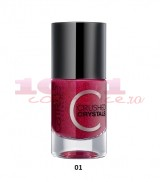 CATRICE CRUSHED CRYSTALS LAC DE UNGHII EFECT 3D 01