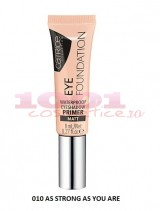 CATRICE EYE FOUNDATION WATERPROOF EYESHADOW PRIMER BAZA DE MACHIAJ PENTRU FARDUL DE PLEOAPE 010 AS STRONG AS YOU ARE
