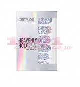 CATRICE HEAVENLY HOLO FULL COVER NAIL STICKER XOXO HOLO 01