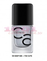 CATRICE ICONAILS GEL LACQUER LAC DE UNGHII 59 KEEP ME  I M CUTE