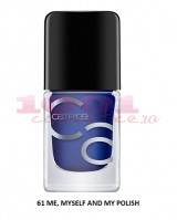 CATRICE ICONAILS GEL LACQUER LAC DE UNGHII 61 ME MYSELF AND MY POLISH