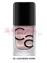 CATRICE ICONAILS GEL LACQUER LAC DE UNGHII 62 I LOVE BEING YOURS