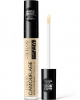 CATRICE LIQUID CAMOUFLAGE HIGH COVERAGE CONCEALER WATERPROOF CORECTOR DESERT BEIGE 048