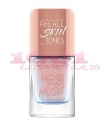 CATRICE MORE THAN NUDE NAIL POLISH LAC DE UNGHII SHIMMER PINKY SWEAR 04