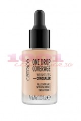 CATRICE ONE DROP COVERAGE WITH HYALURON CORECTOR LIGHT BEIGE 010
