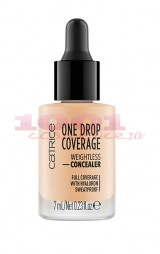 CATRICE ONE DROP COVERAGE WITH HYALURON CORECTOR LIGHT NATURAL 005