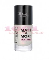CATRICE TOP COAT MATT & MORE