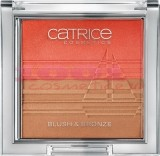 CATRICE TRAVELING STORY BLUSH & BRONZE PALETTE