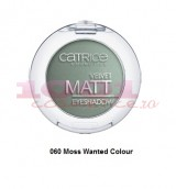 CATRICE VELVET MATT EYESHADOW MOSS WANTED COLOUR 060 EDITIE LIMITATA