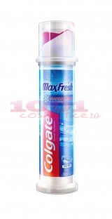 COLGATE TOTAL MAXFRESH WITH PUMP PASTA DE DINTI