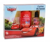 CORINE DE FARME DISNEY CARS EDT 50 ML + GEL DE DUS 250 ML + BRELOC PENTRU CHEI SET