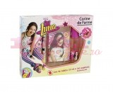 CORINE DE FARME SET DISNEY SOY LUNA EDT 50 ML+ SET PAPETARIE