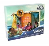 CORINE DE FARME SET DISNEY VAIANA EDT 30 ML+ SAMPON 250 ML+ SET BEAUTY