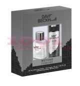DAVID BECKHAM BEYOND FOREVER MEN EDT 40 ML + BODY SPRAY 150 ML SET