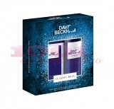 DAVID BECKHAM CLASSIC BLUE MAN DNS 75 ML + DEODORANT 150 ML SET